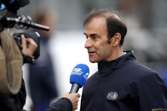 Fiaf3europe: Happy Birthday Emanuele_Pirro from everyone at Have a great day!!