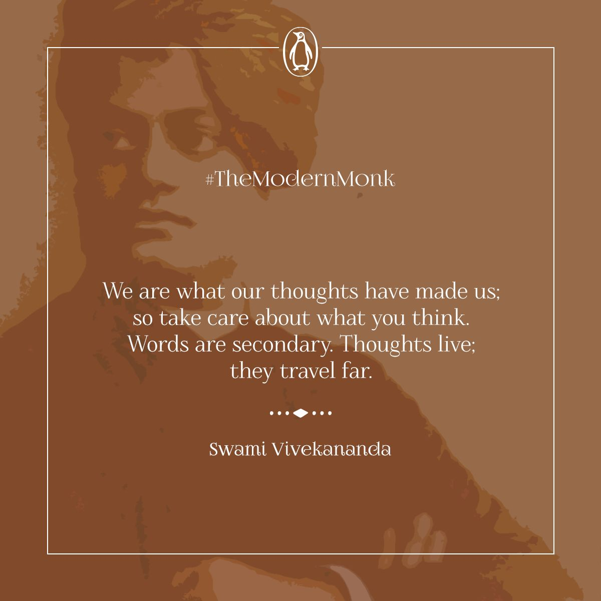 #SwamiVivekananda's thoughts make him the coolest monk we know. #TheMo...