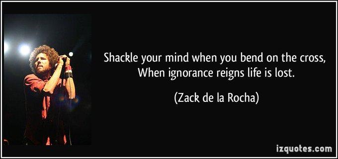 HAPPY BIRTHDAY   Zack De La Rocha