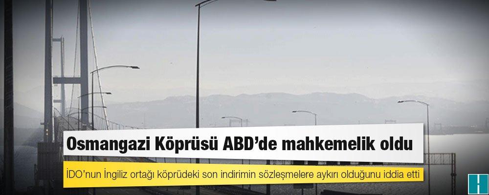 Osmangazi Köprüsü mahkemelik oldu  https://t.co/v1bXgbuibp https://t.c...
