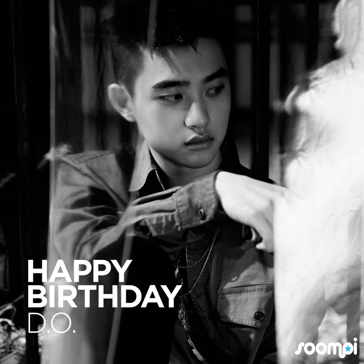Happiest birthday to my fave man, i love you ♡  #HappyKyungsooDay #Hap...