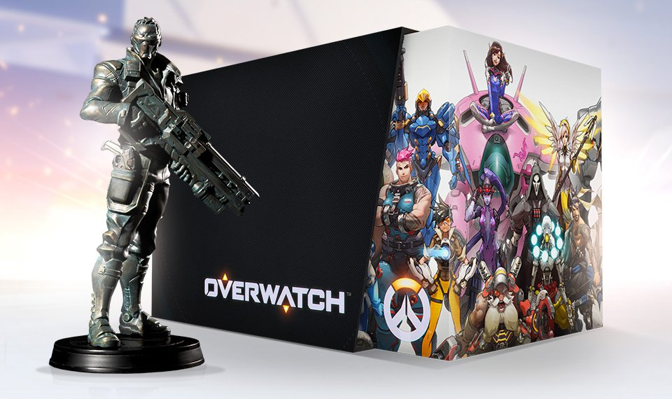 Overwatch - Edition Collector à 49€ sur PC / PS4 / Xbox One !!   http:// dlbs.fr/over841  &nbsp;    #bonplan #Soldes2017 <br>http://pic.twitter.com/2LGYipc5Ny