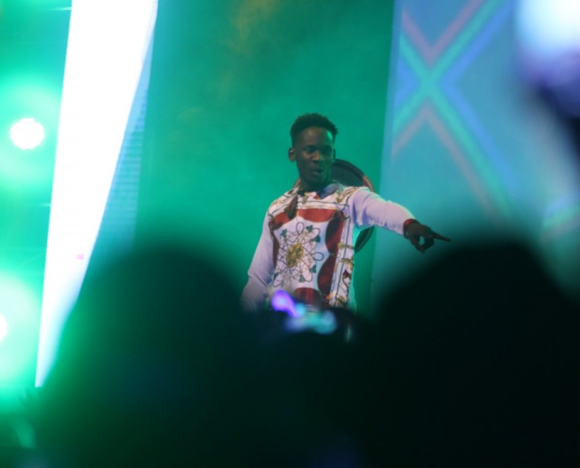 #SoundcityMVP2016 Best New Act x Listener's Choice Winner! Mr Eazi!  &...