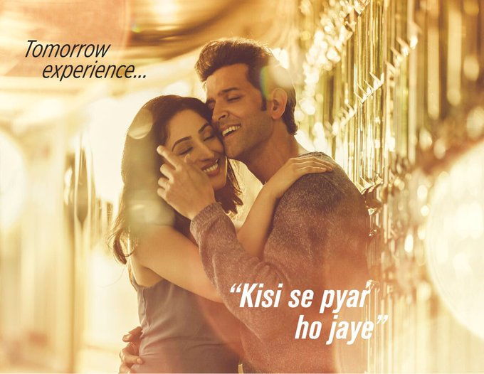 Being in love is imagining all of tomorrow, today. Tune in to #KisiSePyarHoJayeTomorrow https://t.co/3Hf5PMpXTh