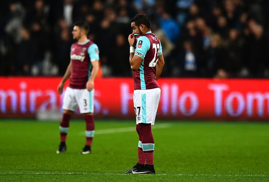 Dimitri Payet no longer wants to play for the Hammers.  Read more: htt...