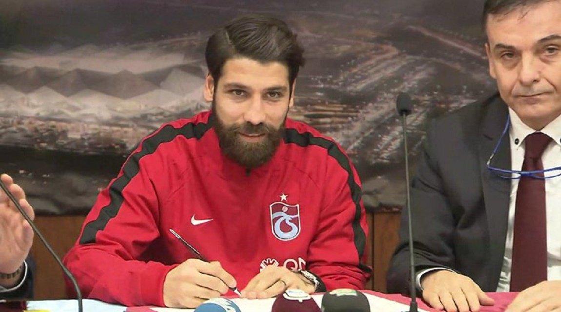 Olcay Şahan, Trabzonspor'la 3.5 yıllık resmi sözleşme imzaladı https:/...