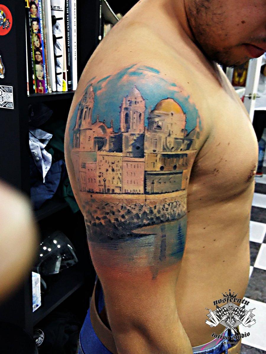 "Tatuajes Cadiz nosferatu tattoo on twitter: ""por willy. #nosferatutattoo"