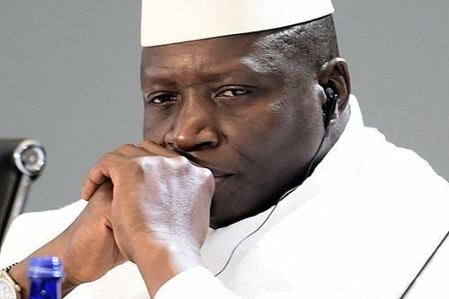 """Under Jammeh hundreds if not thousands of Gambians fled for persecution; same year he ordered the execution of at least 9 """"criminals & political opponents"""""""