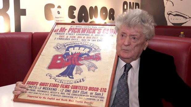 Promoter who set up Beatles' early gigs dies at 86 https://t.co/HKFULqGhFT