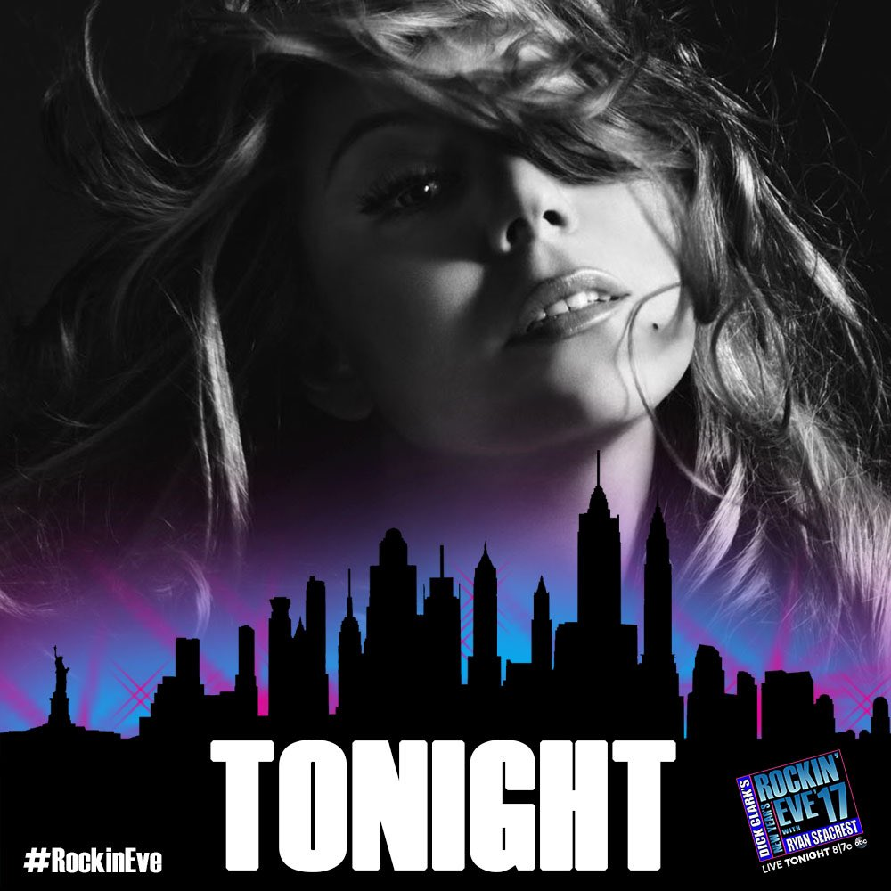 What a year it's been. Let's celebrate it TONIGHT on @NYRE at 8pm ET/P...