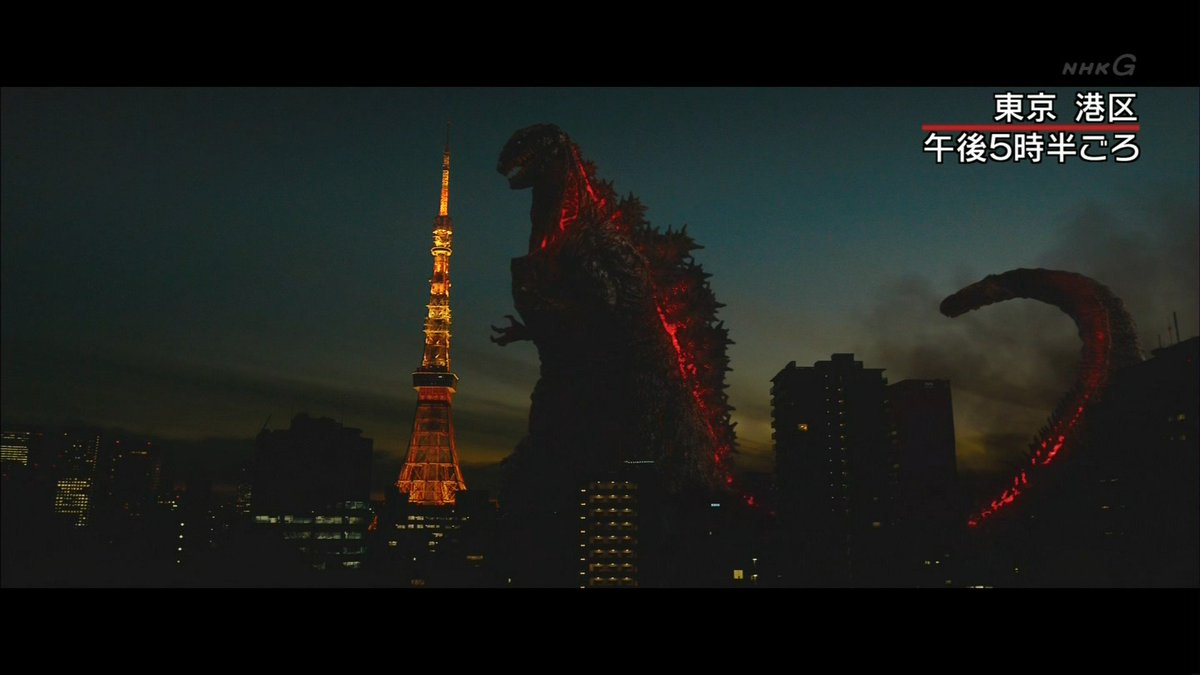 NHKの映像です https://t.co/cBY9Jg7XlT