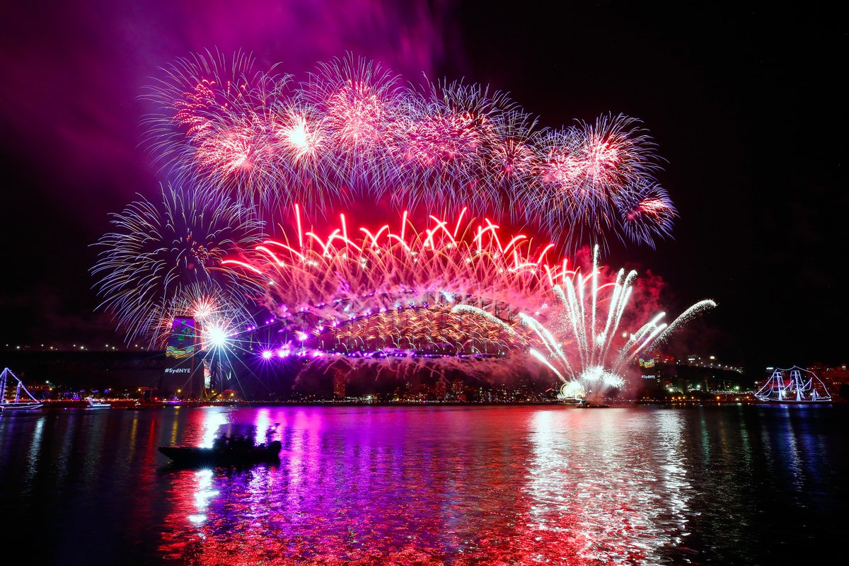 happy new year australia