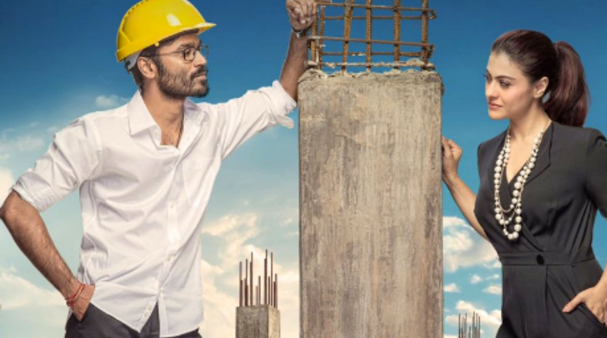 #VIP2 first look posters: @dhanushkraja and @Kajol promise an engaging face-off, see pics https://t.co/u2cAMBf08M https://t.co/aX5Dx4QLWp