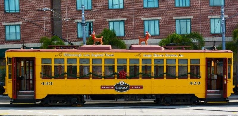 TECO Streetcars offering free rides on New Year's Eve