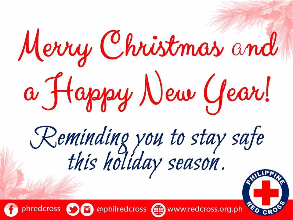 philippine red cross on twitter happy new year everyone thank you for your undying support to philippine red cross