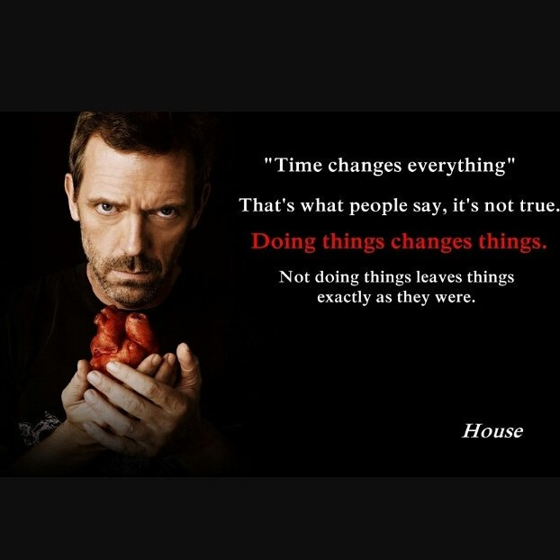 Iu0027m In Love With House MD Its Amazing And I Love Dr Houses Quotes .pic.twitter.com/EQbRduTQzj