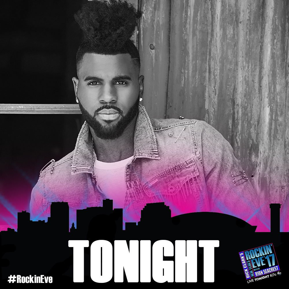 TONIGHT I will be performing on @NYRE! Don\'t miss it, 12/31 at 8pm ET/PT on ABC! #RockinEve