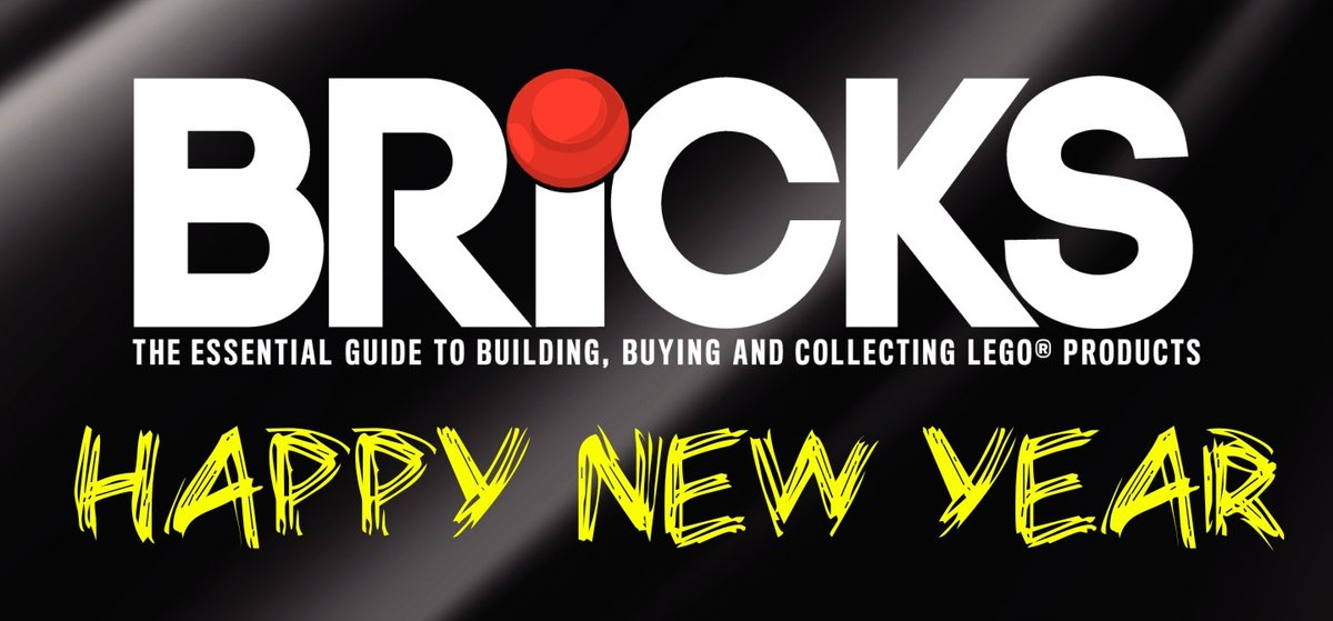 Bricks On Twitter Happy New Year To Our Lego Friends Across The