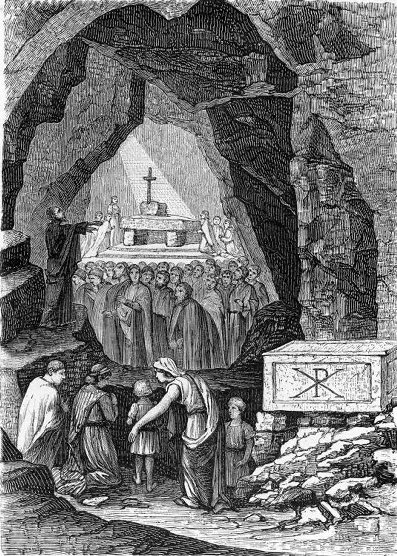 Jan 1 Feast of martyrs Paracodes (#Vienne), Almachius & Martina (#Rome), Euphrosina (#Alexandria), Priscus & Hermes https://t.co/irrCtVInpa