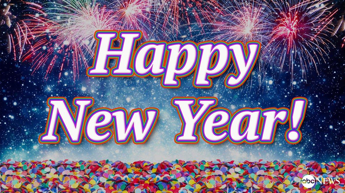 Good Morning America On Twitter Happy New Year Happynewyear