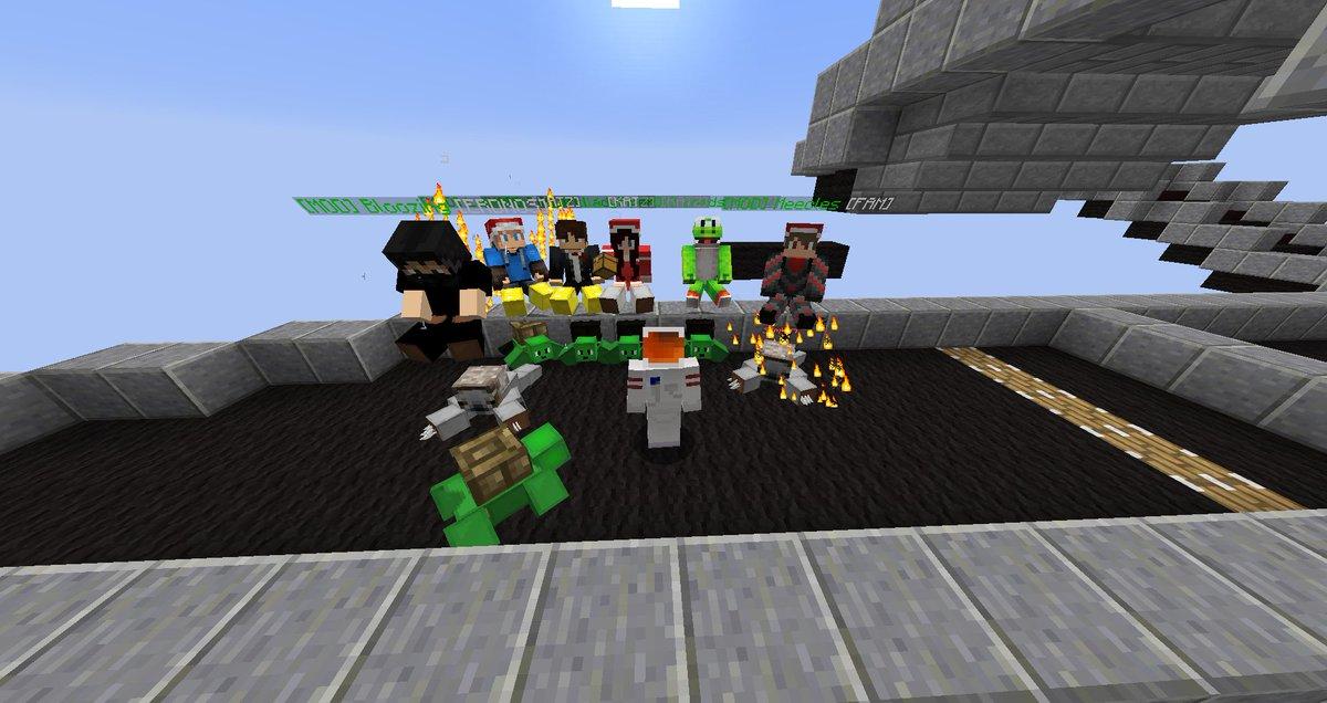 Dctr Bobby On Twitter So I Built A Secret Race Track In A TNT - Minecraft tnt spiele