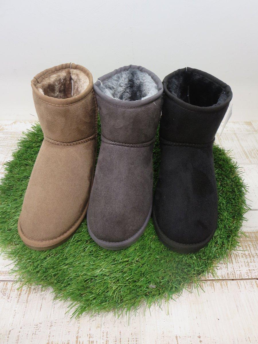 寒い日のお出かけにおすすめのアイテム、ムートンブーツ!! 定番のタイプからショート丈までご用意しています。 1月1日(日)本日からお値下げしています!!
