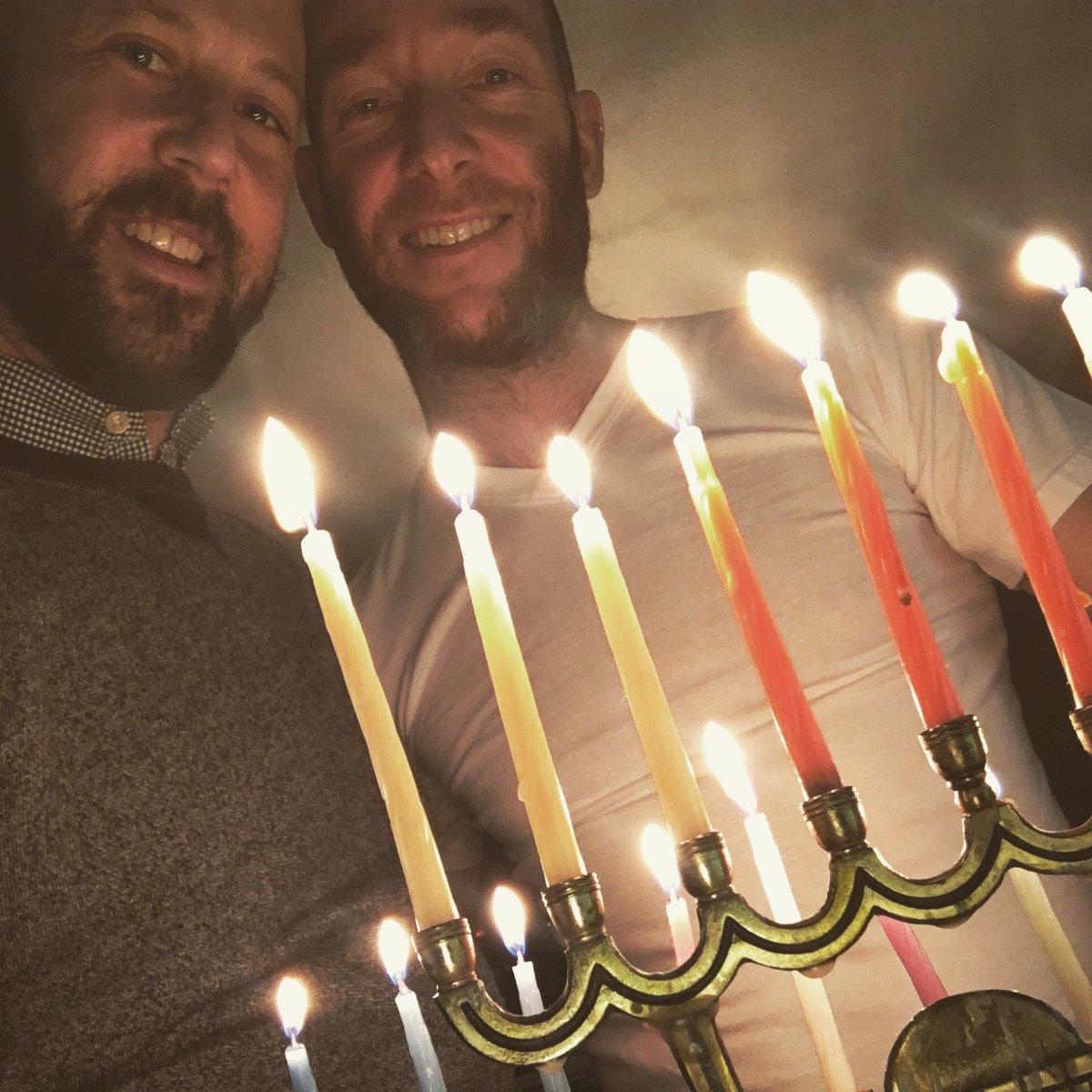 last night of hanukkah 2019 - HD1200×1200