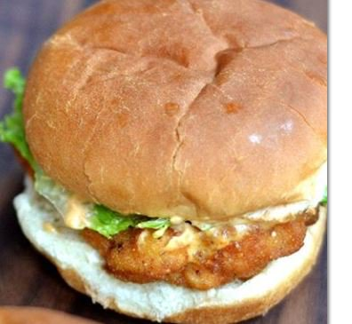 Chipotle Chicken Sliders