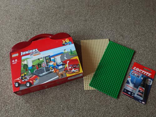 DIY Travel Lego/Duplo Box