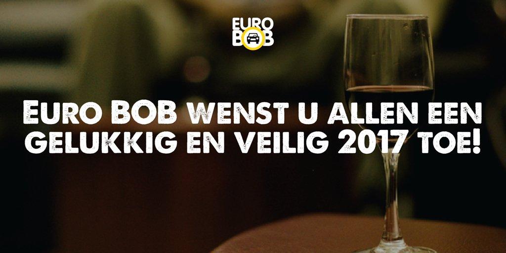 Euro BOB wenst iedereen een gelukkig nieuwjaar toe! #NYE #oudennieuw #champagne #BOB #2017 #happynewyear #gelukkignieuwjaar