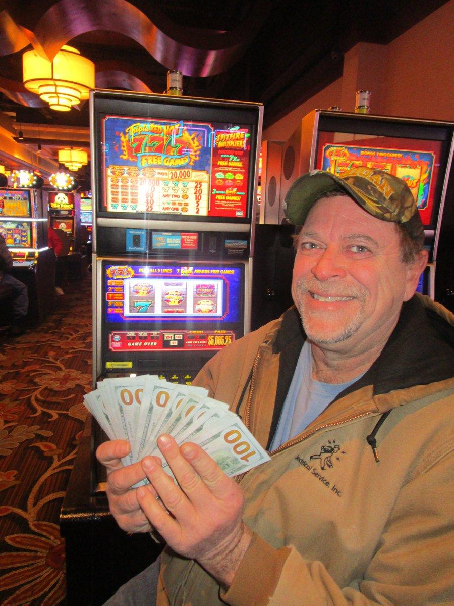 Gun lake casino winners page