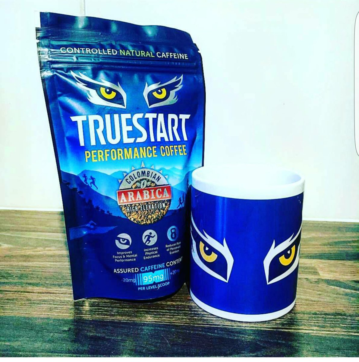 RT @melissasmithtri: Starting #Newyearsday with @TrueStartCoffee ready for some #ironmantraining https://t.co/MLBz8hcoRC