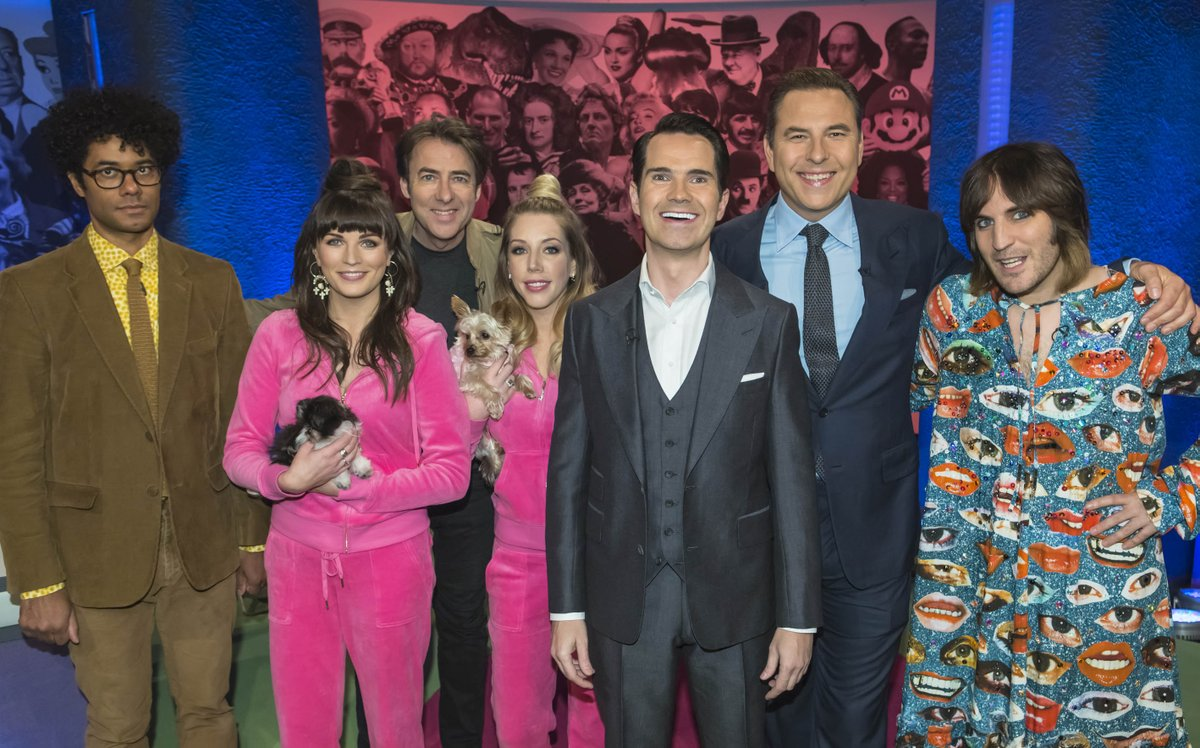 Friday 6th Jan at 9pm on @Channel4: The Big Fat Quiz of Everything! https://t.co/EFHkCjWT6j