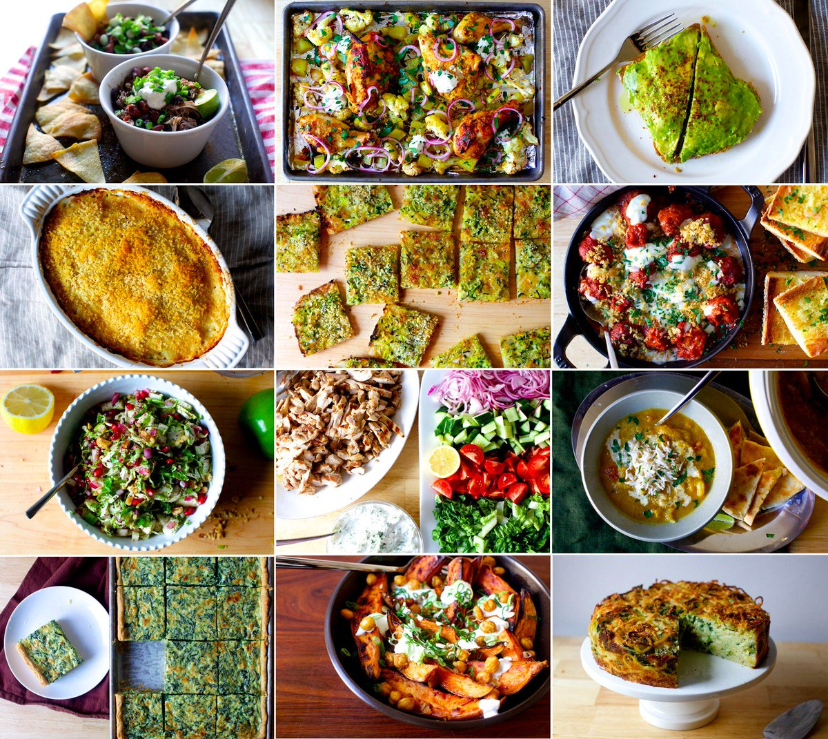 Smittenkitchen On Twitter The Best Of 2016 Savory Edition
