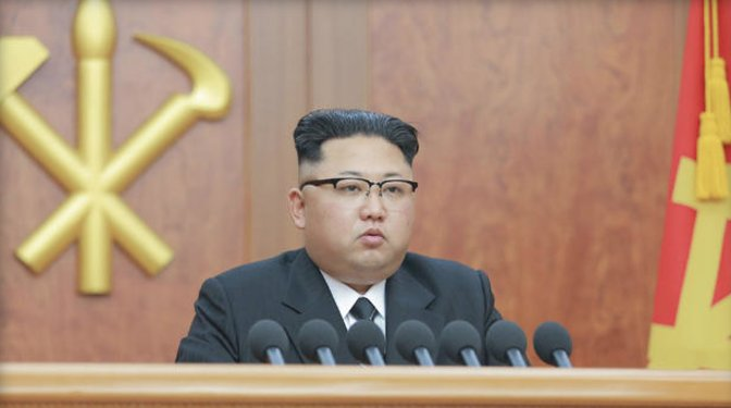 North Korean leader Kim Jong Un hints at test of intercontinental ballistic missile