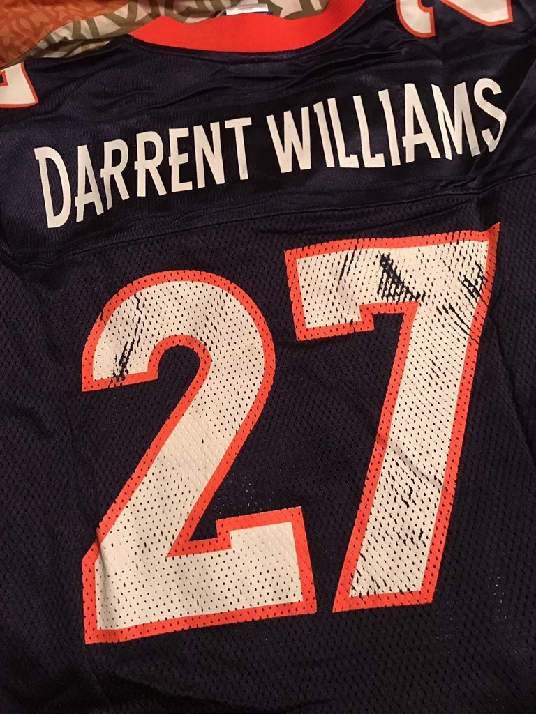 darrent williams jersey