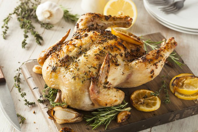 The Ultimate Whole30 Lemon Chicken In The Slow Cooker