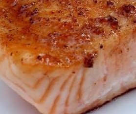 Creole Garlic Roasted Salmon