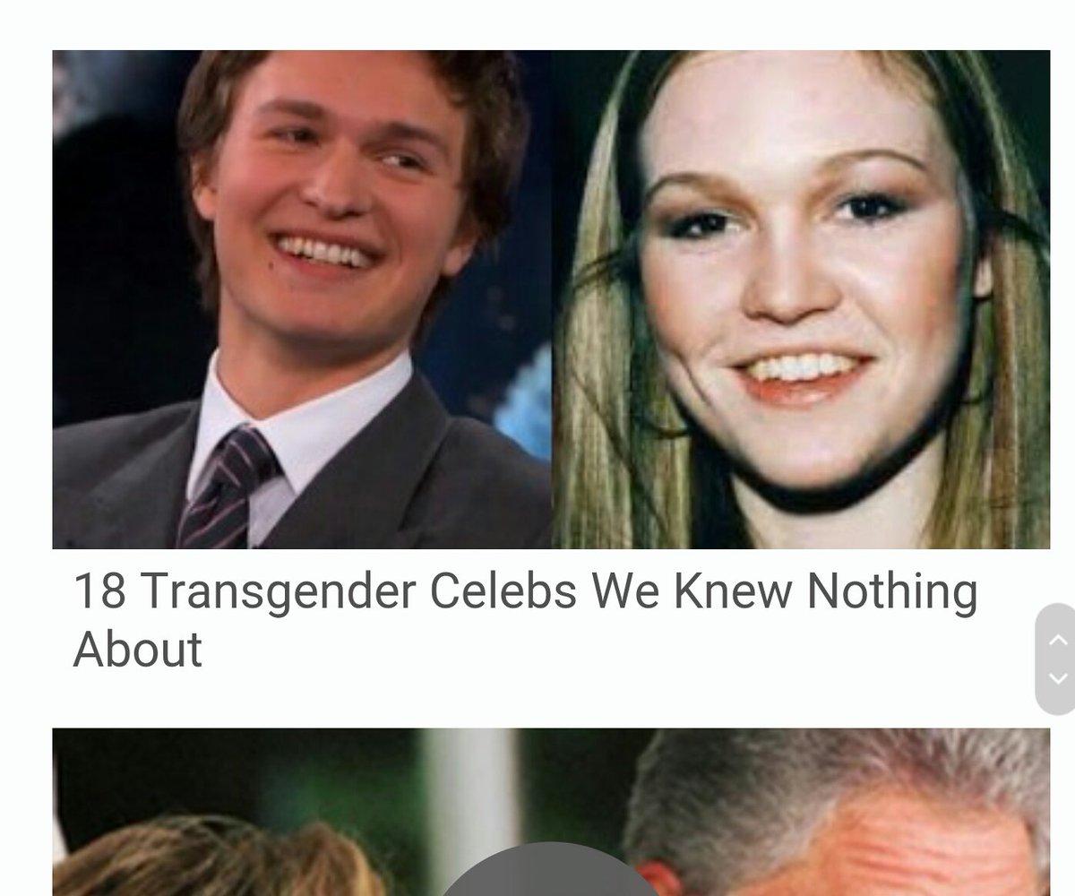 Julia stiles is she transgender