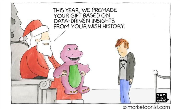 Predictive analytics for marketing - the Marketoonist https://t.co/0EL5lMvXQc https://t.co/LStfXCIKX4