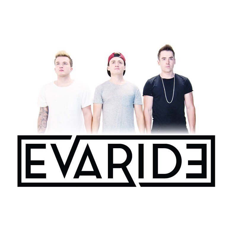 Follow my new band @EvarideOfficial ! https://t.co/1jf08SPVyD