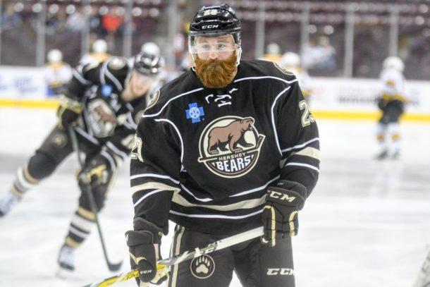Colton Saucerman - best beard in hockey? https://t.co/74aRbp1q6B
