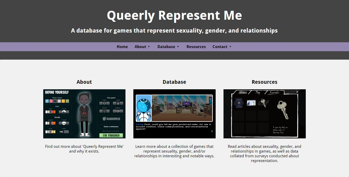 So, if you like games (I hope so) and if you like queer content (you should), you can check out the database here: https://t.co/pLV6ah6CHd https://t.co/EbQrgsbe0G