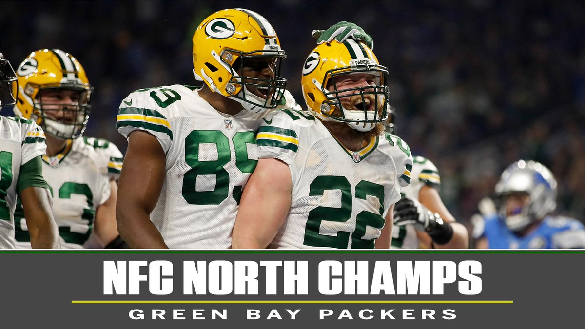 Espn On Twitter Back On Top With A 31 24 Win Over The Lions The Green Bay Packers Return To The Nfc North Summit
