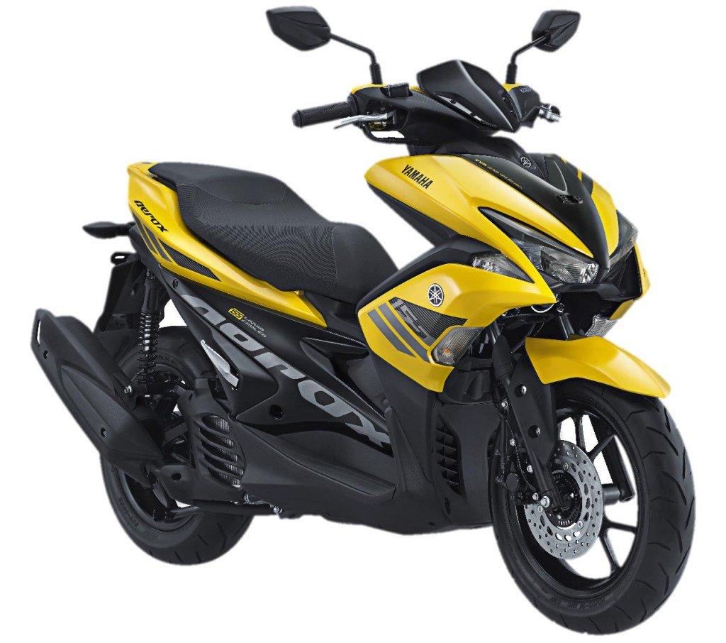 Blog Motoblast On Twitter Yamaha Aerox 155 Vva Akan