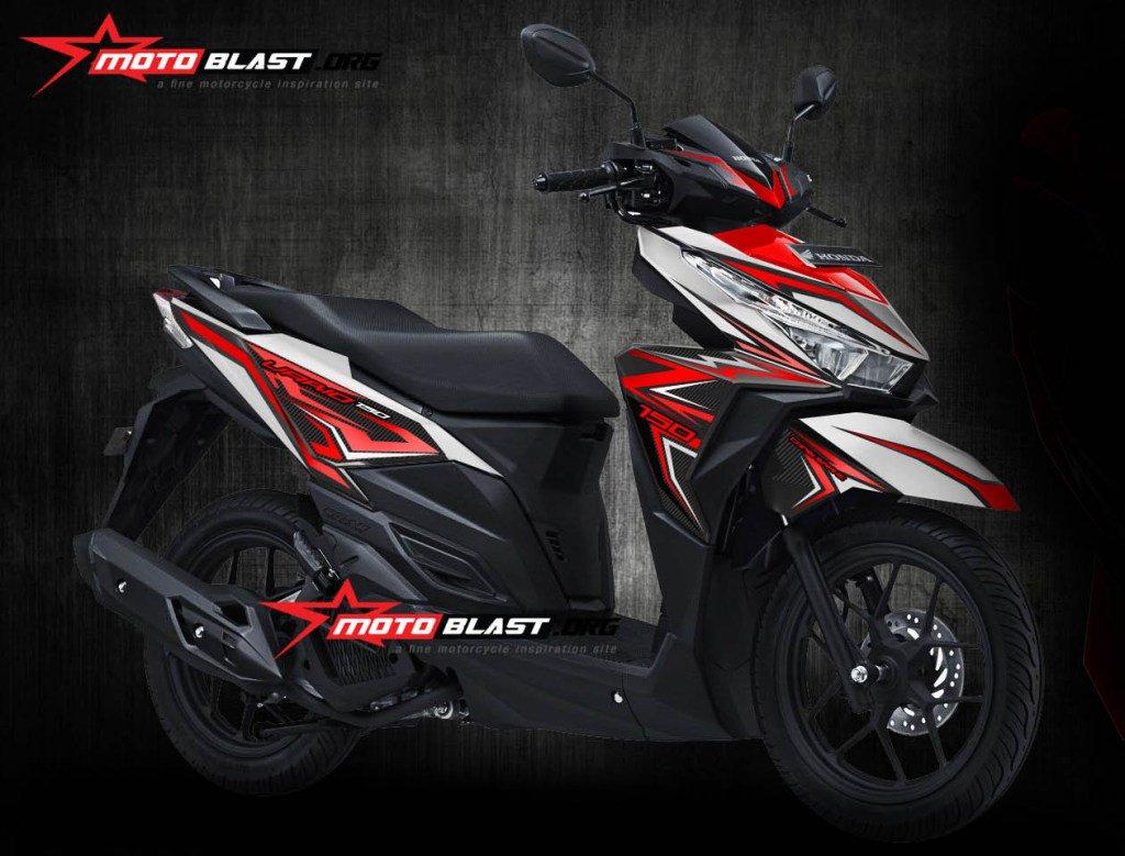 "Blog Motoblast On Twitter: ""Modifikasi Motor Matic Terbaru"