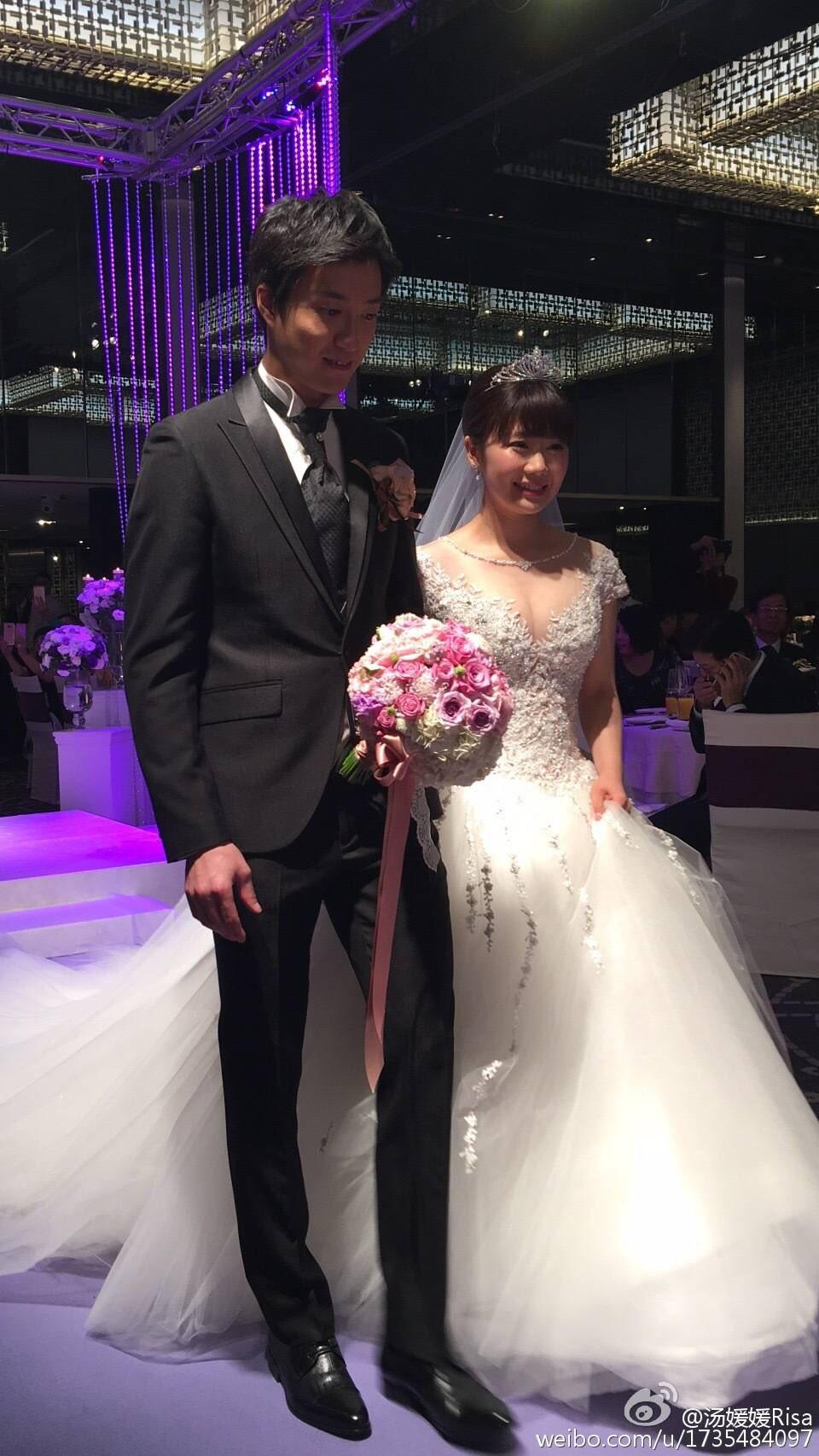 前川ヤスタカ On Twitter 福原愛結婚式 微博による関係者フォト