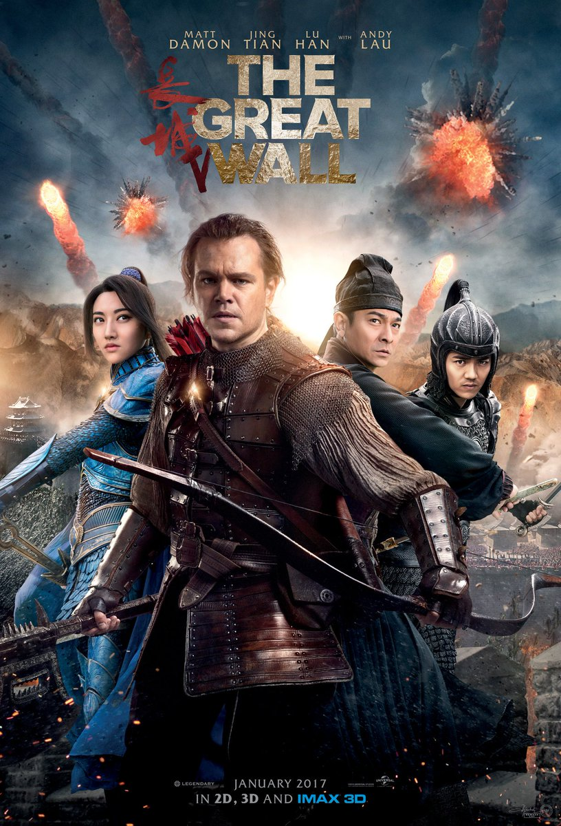 Preview Film The Great Wall 2016 Edwin Dianto New Kid On The Blog