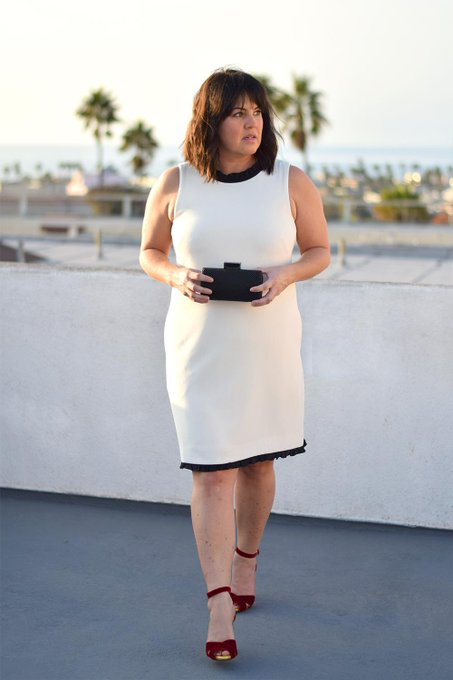 How to Style a Winter White Dress 4 Ways