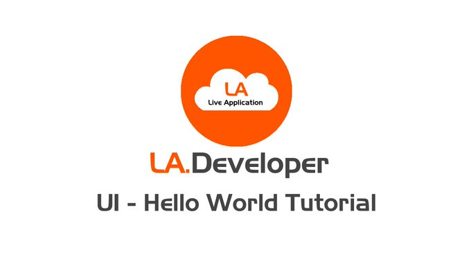 LA.Developer Tutorial